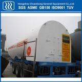 液体の半二酸化炭素のトレーラーのタンカー輸送タンク
