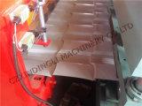 Крен плитки пользы толя металла однослойный застекленный формируя машину