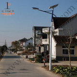 Outdoor Lighting (DZ-LT-008)のための18W LED Solar Street Light