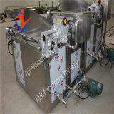 Le mélange de déchargement automatique Fliter la friture de la machine de traitement par lots