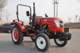 Huabo 110HPのトラクターベルラーシおよびフロント・エンドローダーとの120HP農場トラクターの供給のボーリング