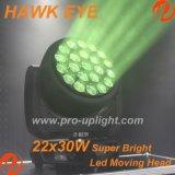 RGBW 4in1 22X30W Falke-Augen-Bienen-Augen-Licht