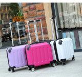 """الحاسوب المحمول حامل متحرّك حقيبة حقيبة 16 """" [أبس] حقيبة أربعة عجلات سفر حقيبة"""