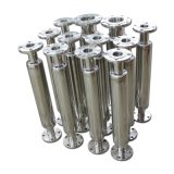 Équipement de traitement d'eau magnétique fort avec acier inoxydable