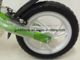 Bicicleta do balanço dos miúdos do aço de 12 polegadas e a de alumínio da liga