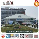 40X100m großes im Freienausstellung-Zelt mit gewölbtem Dach für grosse Messe und Messe