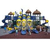高品質の子供公園のための古代種族の主題の屋外の運動場
