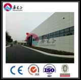 Prefabricated 강철 구조물 창고 (BYSS-041)
