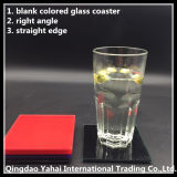 Straight Edgeの4mm Blank Decal Glass Coast
