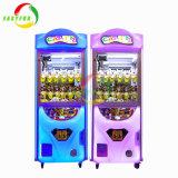 Luxuriöse verrückte Plüsch-Spielwaren-Verkaufäutomat-Greifer-Kran-Maschinen des Spielzeug-2 populäre für Verkauf