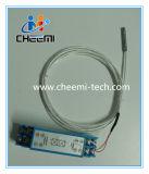 Montagem em Calha DIN Transmissores de Temperatura com Saída de 4-20 mA