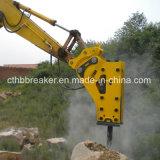高品質の低価格20トンの掘削機の構築のツールの油圧ブレーカ