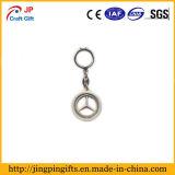 Kundenspezifische Qualitäts-Zink-Legierung Keychain