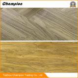 Planchers en bois de plancher en vinyle PVC, revêtement de sol durable en PVC étanche, 2,0 mm Revêtement de sol PVC commercial de luxe