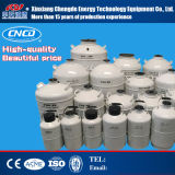 35L Chemical Gas Doubles Layers Small Capacity Liquid Nitrogen Storage Tank