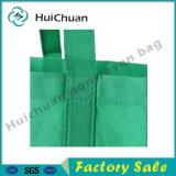 Sacchetto non tessuto popolare del regalo di abitudine, grande sacchetto di acquisto non tessuto pieghevole