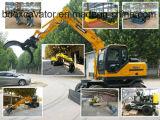Rad-Exkavatoren für Protokoll-/Wood/-Stock-Ladevorrichtung