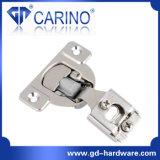 (D9) Calidad profesional bisagra cerrada suave hidráulica de la cabina del clip de 165 grados