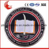 Metallmaterial und angestrichene Technik-Qualitäts-Andenken-Münzen
