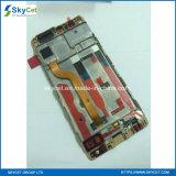 Affichage à cristaux liquides initial de téléphone mobile pour l'affichage à cristaux liquides de Huawei P9 avec le bâti