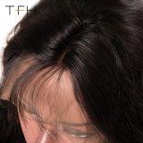 Corps vague Full Lace Wigs Full Lace Front perruque de cheveux humains Perruques vierge brésilien avec bébé sèche (FOH18)