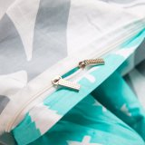 Bedsheet moderno de venda quente da tampa do cobertor do algodão do projeto o mais atrasado