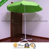 Faltbare quere im Freiensun-Regenschirm-Stahlunterseite (UB-001SC)
