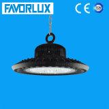 Des UFO-150W hohes Bucht-Licht IP65 Fabrik-Lager-LED