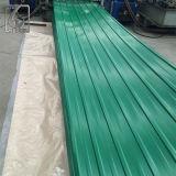 PPGI strich galvanisiertes gewölbtes Dach-Blatt vor