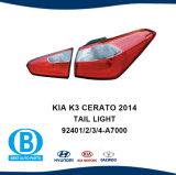 KIA K3 Cerato 2014 фонарь производитель 92402 92401-A7000-A7000