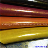 Cuoio del merletto della superficie del rivestimento dell'unità di elaborazione per la mascherina di calzature