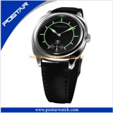 Nuovo Designed Stainless Steel Luminous Watch con il Giappone Movement