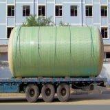 100m3有効なボリューム形成のガラス繊維のプラスチックFRP腐敗性タンクへの2m3