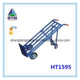 Trole Foldable de quatro rodas da mão Ht1842