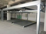 Sistema auto del estacionamiento del coche del vehículo del rompecabezas del motor 2.0-2.5tons del Ce de la marca de fábrica del Gg