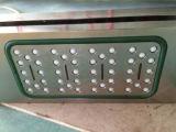 Tipo liso máquina de empacotamento Dpp-140e da bolha de Alu Alu