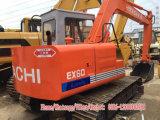 Petite excavatrice utilisée de Hitachi Hitachi Ex60-1 à vendre
