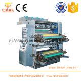 Ökonomische lamellierte Farben-flexographische Drucken-Maschine der Material-6
