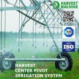 Sistema de irrigação Center automático do pivô da maquinaria agricultural para a venda