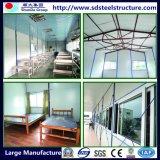 El acero Structure-Prefab Building-Prefabricated Home