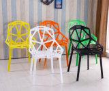 Cadeira plástica moderna do restaurante Stackable Multi-Colored feito sob encomenda dos PP