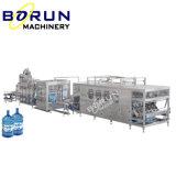 自動1ガロンの瓶水洗浄の満ち、キャッピング機械