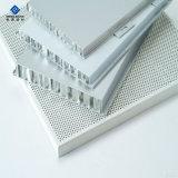 PVDF Panneaux d'Honeycomb léger en aluminium pour Façade murs rideaux/