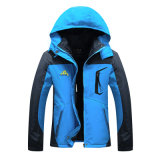 바람막이 자전거 타는 사람 어업 스키 모자 남자의 겨울 재킷이 형식에 의하여