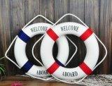 Saldatrice senza giunte dell'aria calda per Lifebuoy, saldatrice di plastica dell'anello Lifesaving