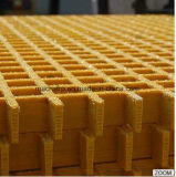 Resistente y duradero de vinilo de FRP Ester Rejilla suelo de resina