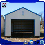Высокое качество и низкое Cost Проектированная сталь Structures для гаража