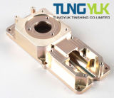 Pezzi meccanici di precisione di CNC usati su strumentazione elaborante