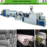 PVC 관 밀어남 선 CPVC UPVC 배수장치 관 생산 라인