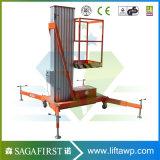 Piattaforma di lavoro Elevated dell'alluminio aereo di buona qualità